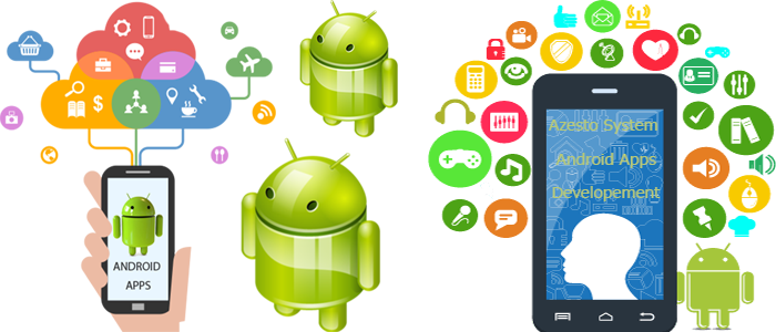Azesto System Android Apps development Services Icon